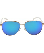 Michael Kors Mk5007 59 sportiga steg guld vit 104525 solglasögon