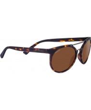 Serengeti 8356 lerici svarta solglasögon