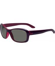 Cebe Idyll violett kristall rosa solglasögon