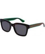Gucci Mens gg0001s 003 solglasögon